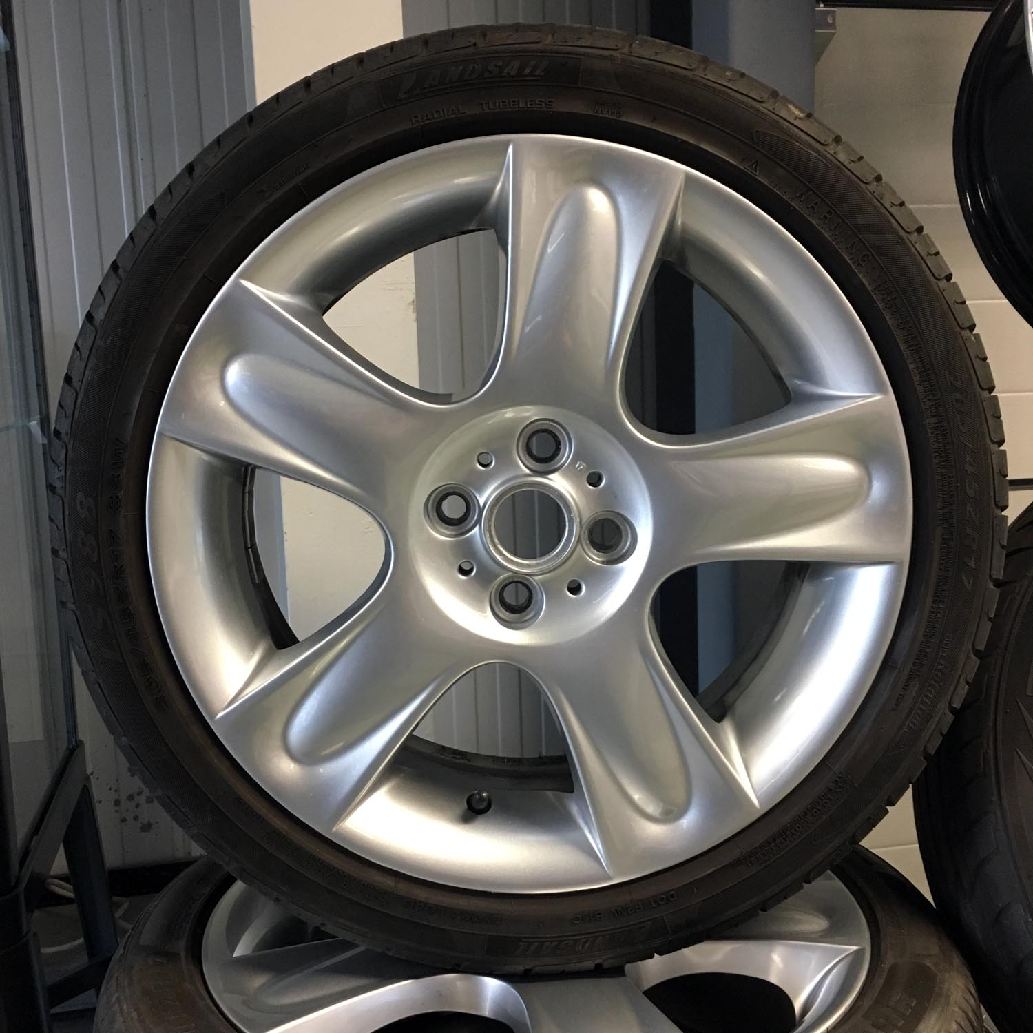 Refurbished Rims